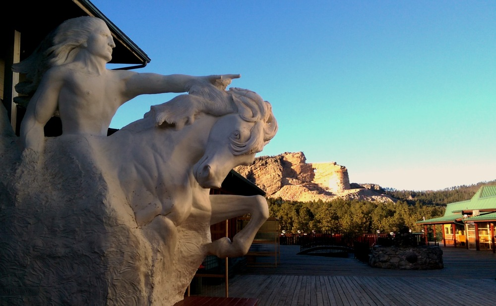 Crazy Horse, South Dakota.