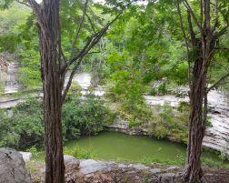 Chichen Itza, Cenote Sagrado.